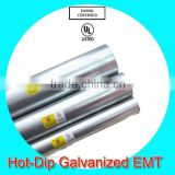 hot dip galvanized steel pipe ul listed