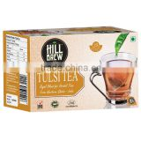 GMP Certified Organic Tulsi Loose Leaf Tea