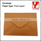 pearlescent paper envelope custom printed envelopes