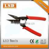 LSDbrand LS-104C multi-function tool 30mm max cable cutter,1.5-2.5mm2 wire stripper automatic rebound spring