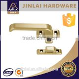 Zinc alloy window hardware handle for casement window,lock handle