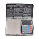 6 in 1 LCD Digital Pocket Scale 0.1 X 500g with Backlit Multi-function cheap digital pocket scales mh pocket scale