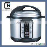 2015 kitchen appliance MPC024 multi cooker 8 in 1 automatic electric pressure cookers