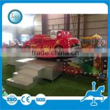 Outdoor playground machine kids ride mini flying car!!! Amusement park ride flying car for sale