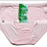 Hot selling Bamboo Charcoal Fiber Seamless Sexy Lady's Briefs ,women panties,soft underwear