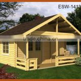 Wooden Small Log Cabin in 20 - 40SQ.M