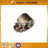 silica sol precision casting aluminum bronze parts,copper bushing casting