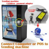 RS232-MDB vending machine cashless payment adapter / Connect PC to existing vending machine
