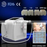 Unparalleled High Performance Skin Treatment 2MHz Radio Frequency fractional rf acne removal machine