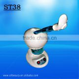 Desktop facial steamer used for hair and face