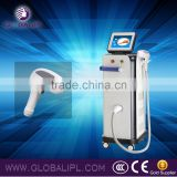 Promotion any skin color 808 diode laser in laser beauty machine salon hair equipment