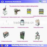 Bamboo Toothpick Production Line/Toothpick Making Machine for Sale/Toothpick Machine Price