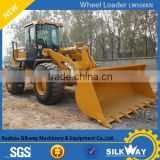 Brand New LW500KN 3m3 and 5 ton Chinese Wheel Loader Price
