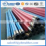 large diameter concrete rubber hoses /industrial and mining hoses