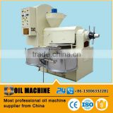Cold Soya/peanut/coconut/palm/sunflower oil press machine
