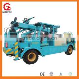HSC-3016 automatic tunnel construction robotic arm shotcrete equipment sprayer concrete spraying system