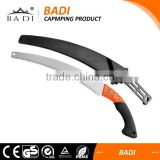 curved large teeth garden Pruning Saw Scabbard