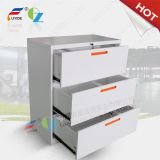 Overhead Office Cabinets, stationery storage, fold keys, powder coat, Factory Filling Cabinet/Steel File Cabinet