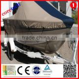 Hot High quality Light Fastness polyester oxford boat cover factory