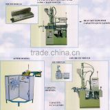 Fully Automatic Plastic Zipper Chain Making Machine