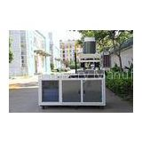 Customized Hydraulic Double Rotary Tablet Press Machine For Compressing 200g Camphor Balls