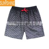 OEM Sublimation Print Swimwear Polyester Men Surf & Skate Boardshort