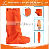 Reflective safety sand beach rain high shoe cover