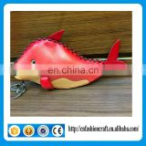 Lovely Animal Shape Leather Coin Purse Promotion Gift, Dolphin Cion Purse Wholesale