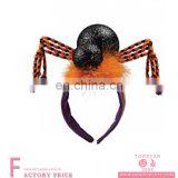 High quality halloween spider design headband for costume set accessories