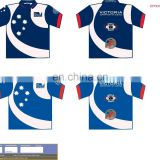 100% Polyester custom made cricket jersey