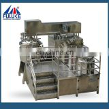 Stainless steel ultrasonic mixer for paints and emulsions