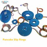 PCB alternator electrical pancake slip ring motor connectors,electric swivel moflon through bore slip ring assembly