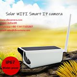 1920X1080p 2MP Solar Wireless 64G SD IP Camera with Two Ways Audio and APP of Smart Mobile
