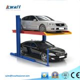 Simple 2-psot parking lift CLF-T2500