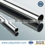 "Stainless Steel Pipe bright pipe 304 304L 316 316L 1/2"" round tube"