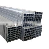 china pre galvanized square hollow section pipe