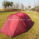 4 Man Family Tent Nylon Fabric Wear Resistant