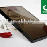 High quality and competitive price 5mm bronze float glass for doors windows