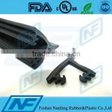 using new raw material EPDM strip for machine