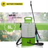 (1039) weirran water spraying portable rechargeable battery garden sprayer                                                                         Quality Choice