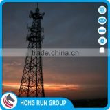 Competitive Price 30M 40M 50M 60M 70M Communication Mast Pole Price with Certificates CE