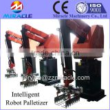 Intelligent control bag, carton, bottle handling robot, palletizing robot for fertilizer bag