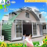 china low prefabricated africa prefabricated houses/cheap prefab home/casas dome prefabricada