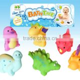 Hot sell- Stock baby bath toys&baby bath duck/classic rubber duck