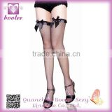 Wholesale Black Simple Sexy Girls Legs Stockings