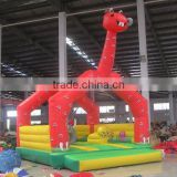 dinosaur bouncy castle inflatable jumper party castle outdoor playground inflatable