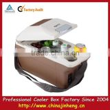 9L small car refrigerator,dc 12v car portable refrigerator,electric portable refrigerator