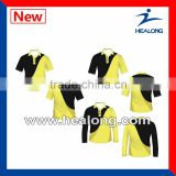 2015 Custom Cricket Team Jersey Design For Team Set Sportswear
