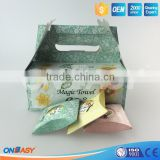 nonwoven cleaning disposable magic towel,coin towel