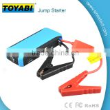 2016 New style Jump starter with SOS emergency flashlight and LED light operate in low temperature and emergency situation